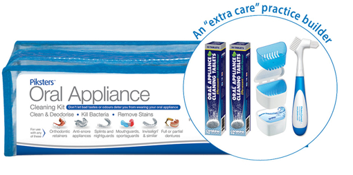 Picture of Piksters Oral Appliance Kit