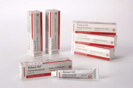 Picture of Xylonor Topical Gel 15g