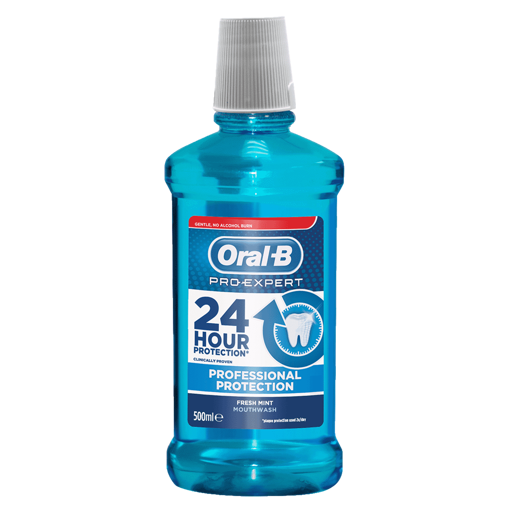Picture of Oral-B Pro-Expert MOUTHRINSE 500ml