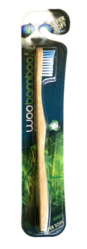 Picture of Woobamboo Adult Super Soft Toothbrush