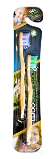 Picture of Woobamboo Kid's Sprout 2-pack Toothbrush
