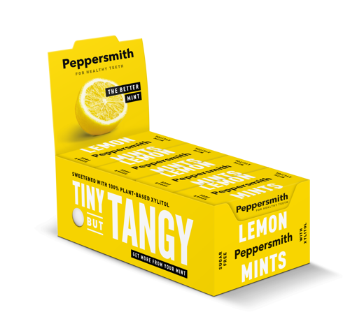 Picture of Peppersmith LEMON Mints (12)