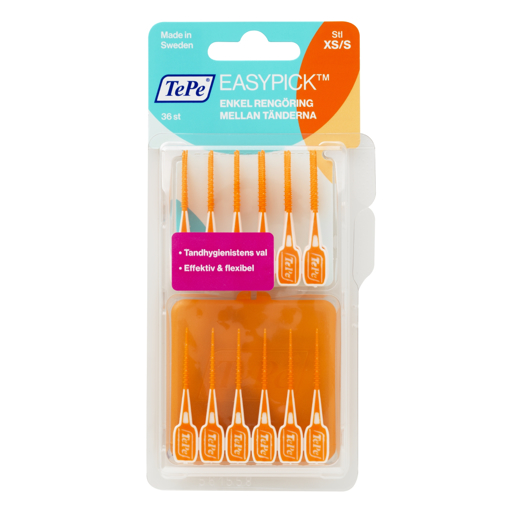 Picture of Tepe Easypick Interdentals (36 picks plus travel case)