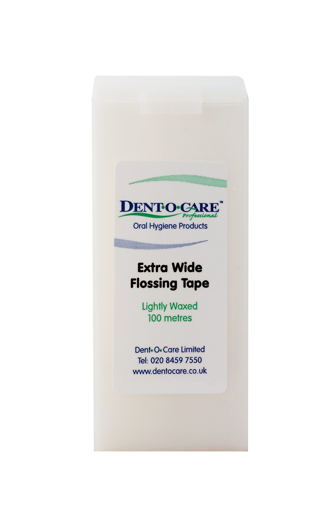 Picture of Dent-O-Care Extra Wide Tape 100m