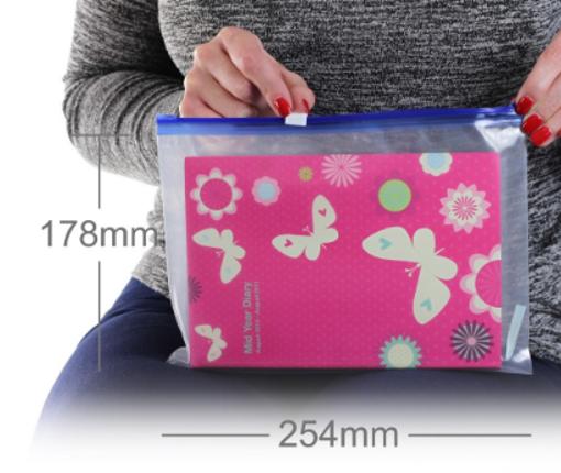 Picture of MEDIUM Slidergrip Bag (255 x 180mm)