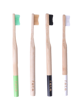Picture of f.e.t.e. Bamboo Toothbrushes
