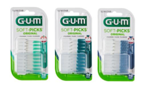 Picture of G.U.M. Soft-Picks (40's)