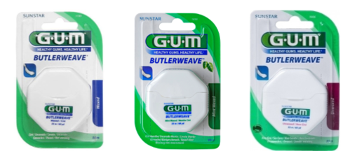Picture of G.U.M ButlerWeave Floss