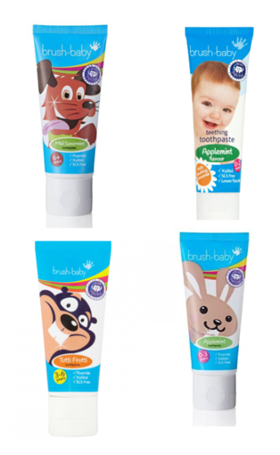 Picture of Brush-Baby Toothpaste 50ml