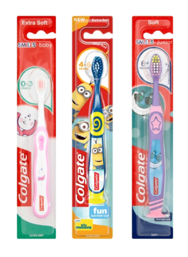 Picture of Colgate KIDS Toothbrushes
