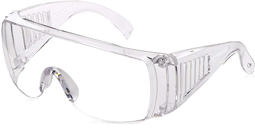 Picture of Eye Shield Safety Glasses