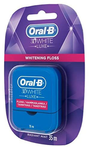 Picture of Oral B 3D White Luxe Floss 35M