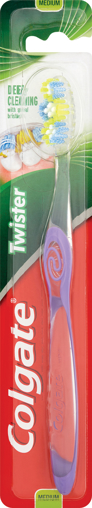 Picture of Colgate Twister Fresh Toothbrush