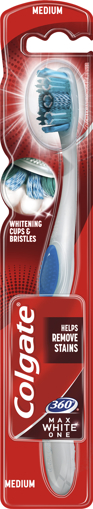 Picture of Colgate 360 Max White Toothbrush
