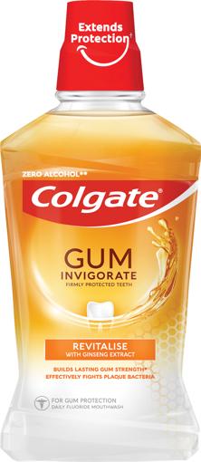 Picture of Colgate Gum Invigorate Mouthwash 500ml