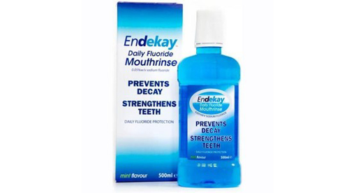 Picture of Endekay Daily Mouthrinse (500ml)