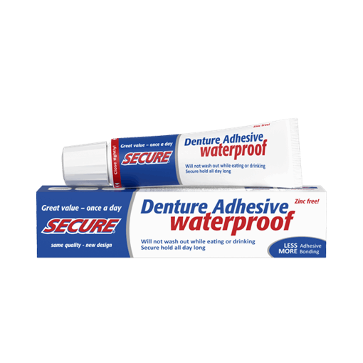 Picture of SECURE Denture Adhesive 40g